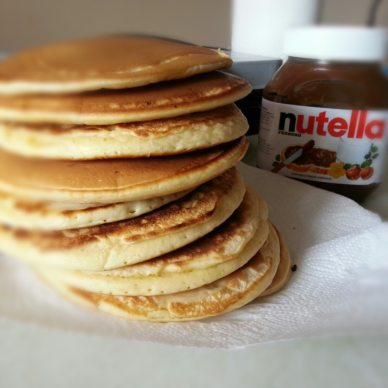 Krep Tarifi – Kahvaltılık Tarifler